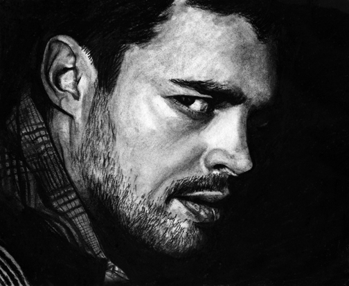 Karl Urban by arwenpandora